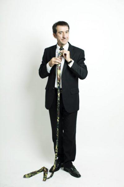 Luis Boyano Magia en Leganés
