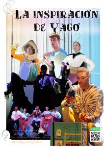 LA INSPIRACIÓN DE YAGO. TEATRO INFANTIL