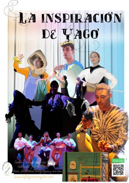 La inspiración de Yago. Teatro Rey de Pikas