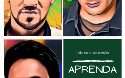 APRENDA DE LOS CÓMICOS