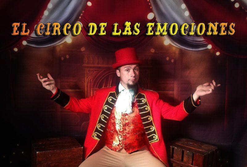 Teatro infantil El circo de las emociones