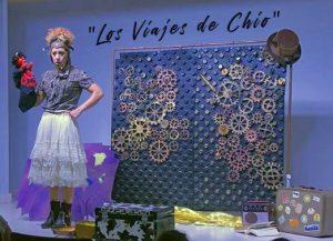 LOS VIAJES DE CHIO. CUENTACUENTOS INFANTIL